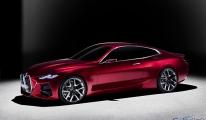 BMW Concept 4 ve Yeni BMW X6 Vantablack