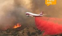 Boeing 747 yangın söndürme uçağı oldu!