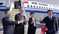 Boeing, Çin'e 3.8 Milyar Dolarlık Uçak Satacak
