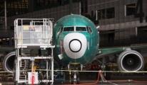 Boeing İlk 737 MAX'ın Montajına Başladı