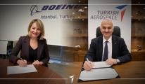 #Boeing Türk Havacılık Sanayii ile Buluştu