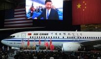 Boeing'in Çin'deki İlk 737 Fabrikası Açıldı
