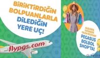 BolPuan kazanacağın Pegasus BolBol Shop Açıldı!