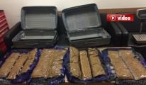 Brezilya'dan Paris'e Uyuşturucu Taşıyordu;Yakalandı