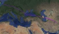 British Airways Aliyev Uluslararası Havalimanı'na indi.