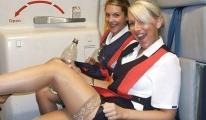British Havayolları Hostesleri Hakları İçin Grevdeler