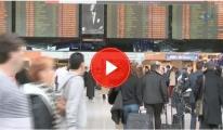 Brüksel Yolcuları Havalimanında Bekliyor!