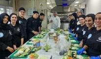 BTA'nın İzmir'deki şefi mutfak dersi veriyor!