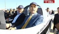 Bursa'da Yerli uçak için ilk özel adım atıldı