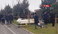 Büyükçekmece'de helikopter düştü :5 Ölü