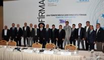 Büyükekşi, 2013 yılı Türkiye'nin ilk 1000 ihracatçı firmayı açıkladı