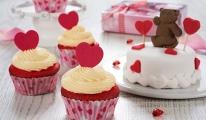 Cakes&Bakes'ten Aşk Dolu Lezzetler