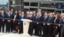 Çanakkale Havalimanı Terminal Binası Açılış Töreni