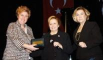 Canan Çelebioğlu Tokgöz'e, YEKÜV'den Ödül