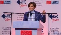 Canan Kaftancıoğlu, yeniden İstanbul İl Başkanlığı'na seçildi.