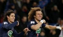 Cavani ve David Luiz Paris'e Dönmek İstemiyor