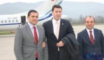 Çaycuma Havalaanı yurtiçi seferlerine destek bekliyor