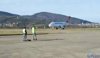 Çaycuma Havalimanı'na artık A320 tipi uçaklar inecek