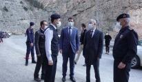 Cehennem Deresi Kanyonu'nda erkek cesedi bulundu