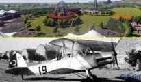Türkiye'nin ilk uçak fabrikası Central park oluyor
