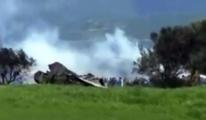 Cezayir'de Düşen Askeri Uçakta 257 Kişinin Öldüğü Açıklandı