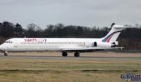 Cezayir'de Kaybolan 116 Yolculu Uçak Çöle Düştü