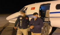 Cezayir'de yakalanan firari FETÖ'cü, Ankara'ya getirildi