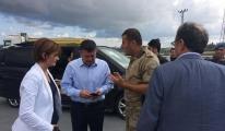 CHP'li milletvekilleri 3. havalimanı inşaatına alınmadı!