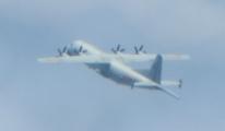 Çin askeri uçağı Tayvan hava sahasına girdi