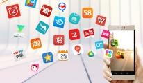 Çin'de Mobil Uygulamaların Sayısı 4 Milyonu Geçti