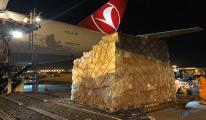 video ÇİN'den THY kargo uçağı sabaha karşı Türkiye'ye geldi!
