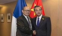 Çin-Fransa Çok Taraflı Dünya ve Küresel Ekonomi İçin Çalışacak