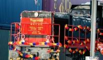 Çin ile Almanya arasındaki tren seferleri rekor seviyeye ulaştı