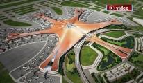 Çin'in en büyük havalimanı 2019'da açılıyor