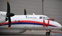 Çin uçağına'uçabilirlik' ruhsatı aldı