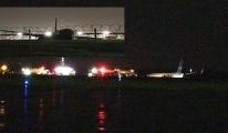 Çin yolcu uçağı Filipinler'de pistten çıktı