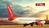 Corendon Airlines, Boeing 737-800NG Uçağını Teslim Aldı