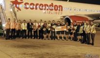Corendon Münster-Adana Arası İlk  Uçuşunu Gerçekleştirdi