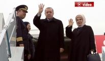 Cumhurbaşkanı Erdoğan: Afrika'ya Gitti
