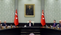 Cumhurbaşkanı Erdoğan Başkanlığında Toplandılar