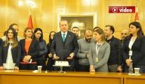 Cumhurbaşkanı Beklediği Hediyeyi Alamadı!video