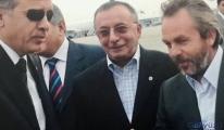 Cumhurbaşkanı Erdoğan da VIP Salonu'na alınmamış!