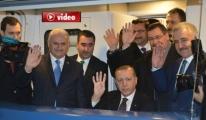 Cumhurbaşkanı Erdoğan Keçiören Metrosunu açıtı