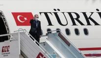 Cumhurbaşkanı Erdoğan  Katar'da(video)