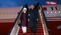 Cumhurbaşkanı Erdoğan, Özbekistan'da