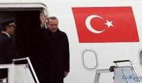 Cumhurbaşkanı Erdoğan Rusya'dan ayrıldı!