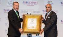 Cumhurbaşkanı Erdoğan TÜMEXPO'yu Açtı