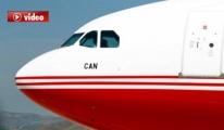 Cumhurbaşkanı Erdoğan, Yeni Uçağı 'Can' ile Çin'e Gitti
