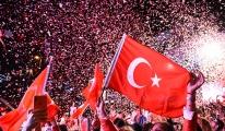 Cumhuriyetin kuruluşunun 96. yılı Kadıköy'de kutlandı