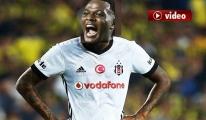 Cyle Larin Beşiktaş için İstanbul'a geldi video